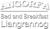 Angorfa Bed and Breakfast Llangrannog